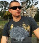 Magyarország koronás póló szürke