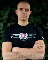 Magyaror Harcos- Pajzs  póló