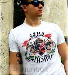 Örök Magyarország fehér póló