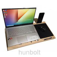 Laptoptartó (kutyás), különböző méret