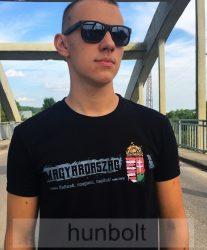 Magyarország- címeres póló