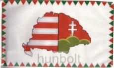 nagy magyarországos  zászló