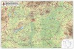 Fali térképek