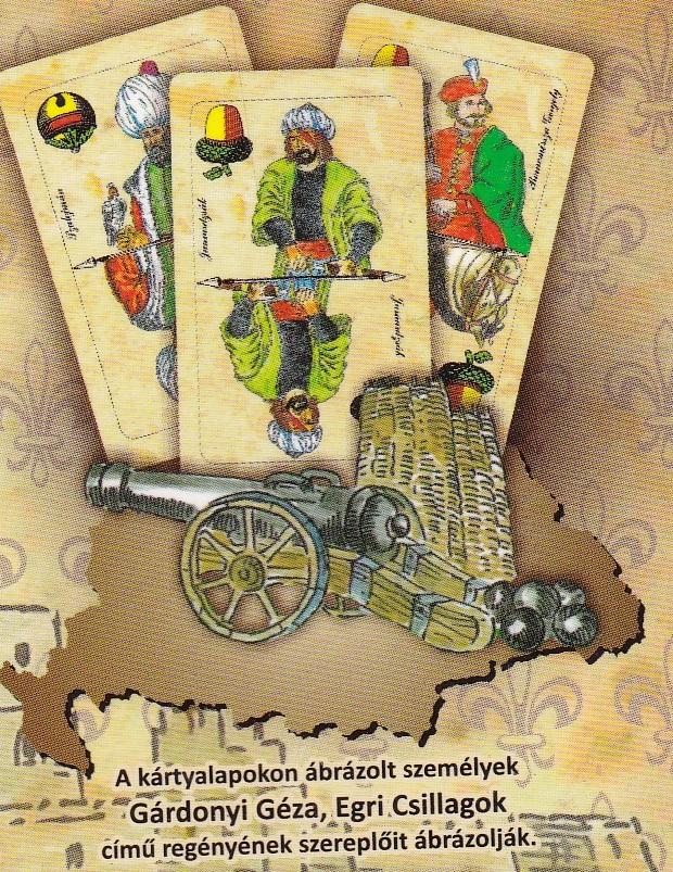 Törökverő magyar kártya